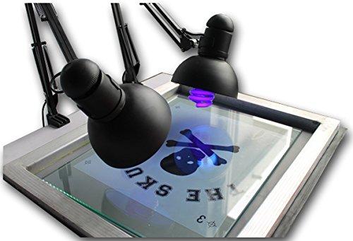 20x20 inch UV Exposure Unit Equipment for Silk Screen Printing Simple Type UV Exposure Unit Stencil Ink-Jet Making Plate Light