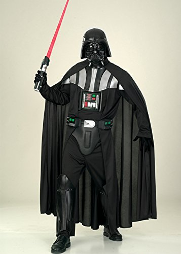 "Adulto Deluxe Darth Vader Costume XL (44-46"" Chest)"