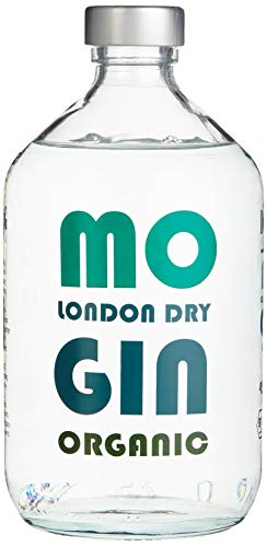 Mo Organic London Dry Gin, 1er Pack (1 x 500 ml)