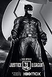 - Filmposter Zack Snyder's Justice League (Ben Affleck als