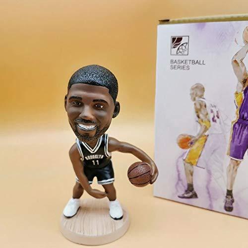 La Stella del Basket NBA Jordan Kobe Curry ha Fatto a Mano Gli Ornamenti della Bambola del Regalo di Compleanno dei Ragazzi