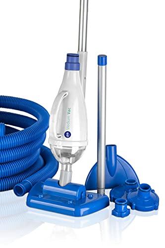 Gre AR20637Z Medium Vac - Limpia fondos de aspiración, manual para piscina