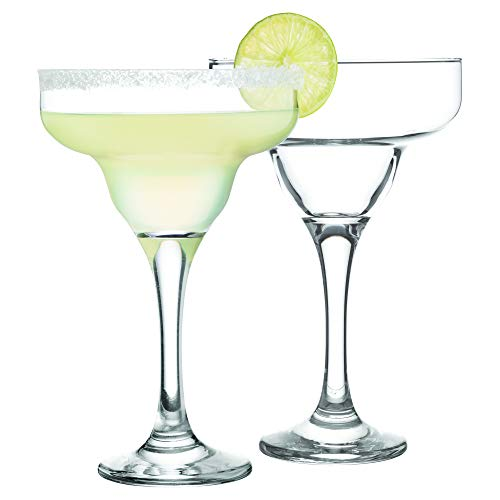 Ravenhead Entertain Set von 2 Hoch 29,5 cl Margarita Gläser, transparent