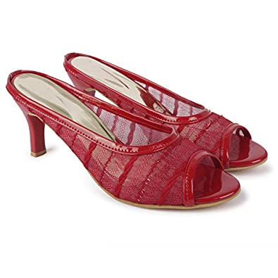 FASHIMO Pencil Heel Party-Wear Bellies For Women And Girls