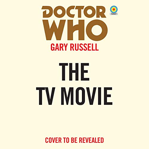 Doctor Who: The TV Movie audiobook cover art