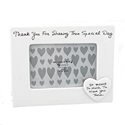 Share your special day with this thank you gifts for your wedding planner.