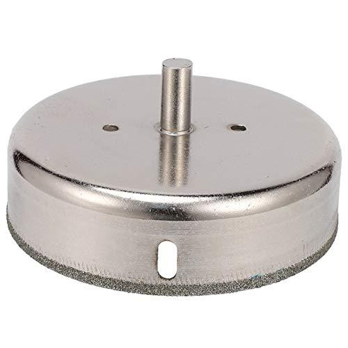 LiuliuBull L Broca de Diamante 110 mm diámetro escariador brocha para Azulejos de Arenisca de Vidrio de cerámica