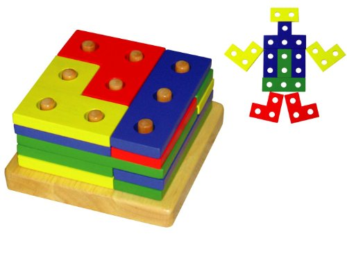 Sapin Malin - SM58599 - Puzzle 3D - Empiloformes