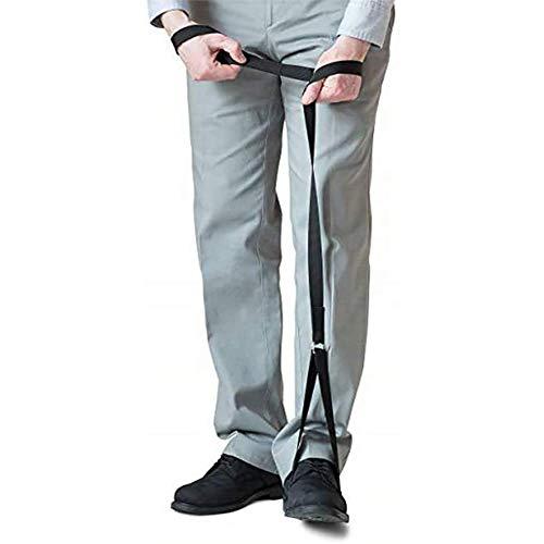 Leg Lifter Strap, Fussschlaufe Und Handgriff Für Hip Patienten Ersatz, Praxis Gehen, Hinterher Bewegen Aided, Stoke, Paralyse, Hemiplegie, Fuß Unbequemlichkeit
