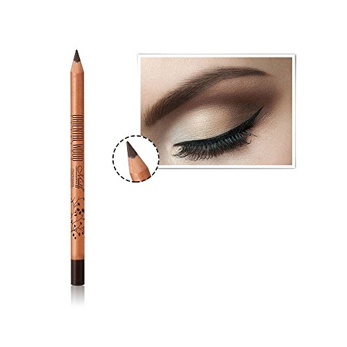 AKAAYUKO 1PCS Crayon à Sourcils Marron
