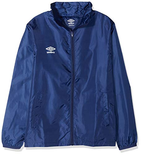 UMBRO Regenjacke Speed rot Junior Regenjacke Kinder XL blau