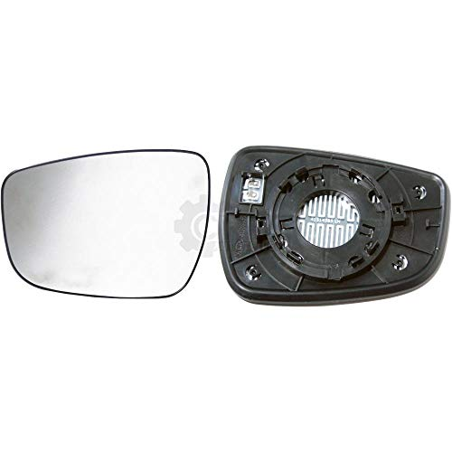 Spiegelglas + Haltefuss links für i30 konvex beheizbar Außenspiegel 1213784