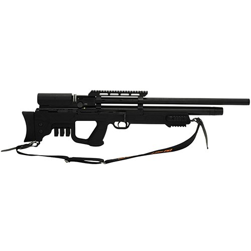 Hatsan Gladius Power Adjustable Air Rifle .22 Caliber, Black
