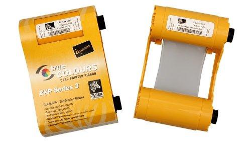 mejores Impresoras matriciales Zebra 800033-340 cinta para impresora - Cinta de impresoras matriciales (ZXP Series 3, Thermal Transfer)