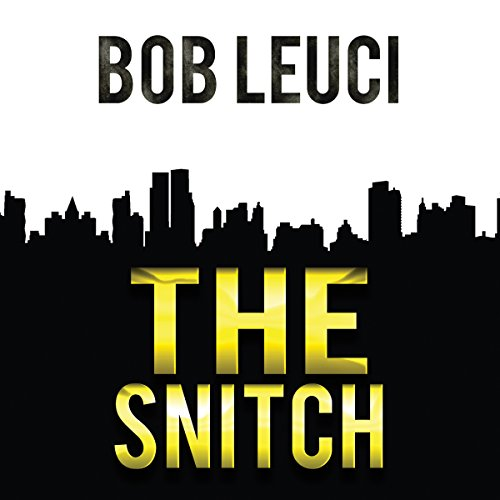 The Snitch audiobook cover art