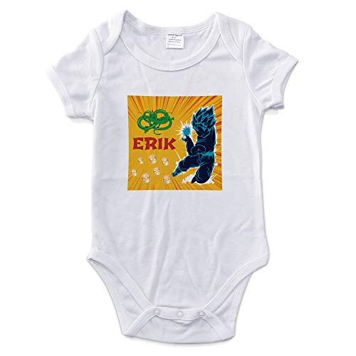 LolaPix Body Personalizado Bebé con Nombre. Regalos Personalizados para Bebés. Bodies...