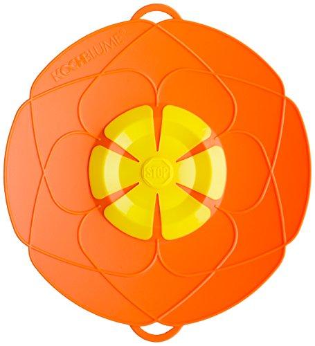 Kochblume Überkochschutz orange mittel - Ø 29,0 cm