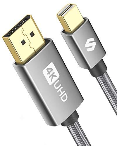Mini DisplayPort to Displayport 2m...