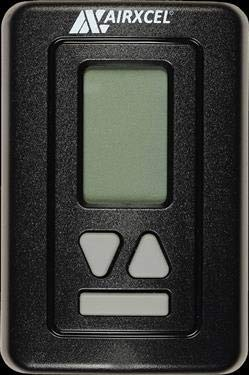 Coleman-Mach 72-5831 Black Wall-Mount Digital Bluetooth Thermostat 9430-3543 - Heat/Cool, 12V DC