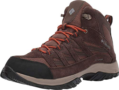 Columbia Men's Crestwood Mid Waterproof Hiking Shoe
