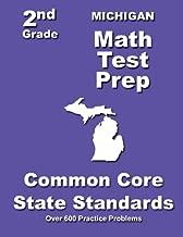 Michigan 2nd Grade Math Test Prep: Common Core State Standards