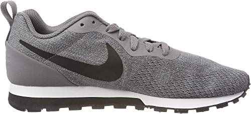 Nike Herren MD Runner 2 Eng Sneaker, Grau (Gunsmoke/Black/vast Grey White 003), 44.5 EU