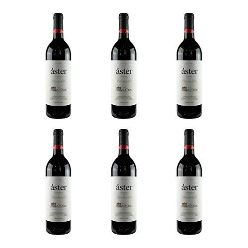 Áster crianza - Vino Tinto - 6 Botellas