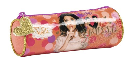 TROUSSE VIOLETTA RONDE MUSIC LOVE