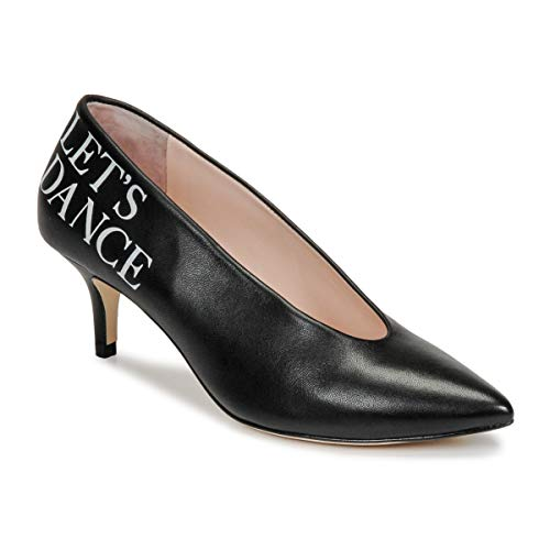 MINNA PARIKKA Let's Dance Court Shoes Women Black - 7.5 - Court Shoes Shoes