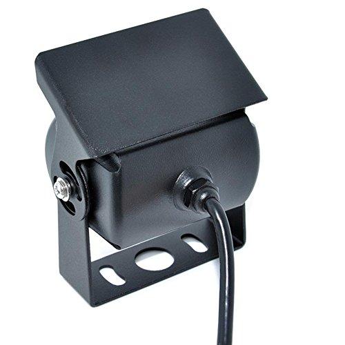 『Auto Wayfeng® 7インチモニター+ バックカメラ12V/24V兼用 バックカメラセット+一体型20Mケーブル トラック、バス、重機等対応』の1枚目の画像
