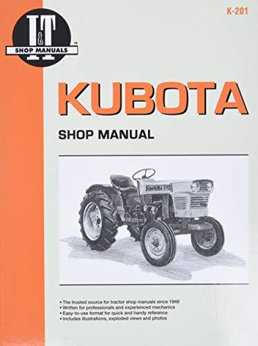 Kubota Model L175-L355 & B5100 …