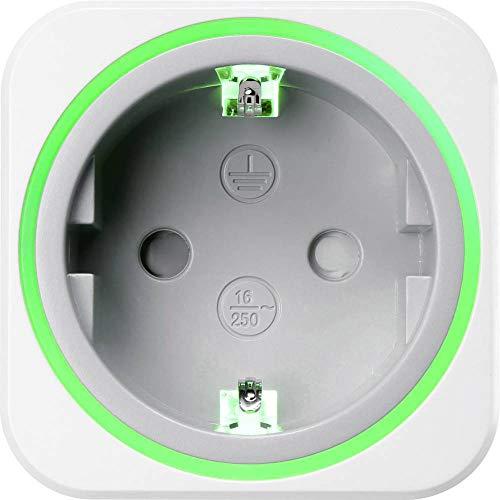 Voltcraft SEM6000 Energiekosten-Messgerät Bluetooth®-Schnittstelle, Datenexport, Datenloggerfunkti