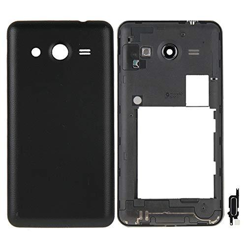 YEYOUCAI Piezas de reparación de teléfonos celulares Carcasa Completa + botón de Inicio para Galaxy Core 2 / G355
