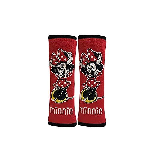 Minnie Fundas para cinturón de Seguridad (par)