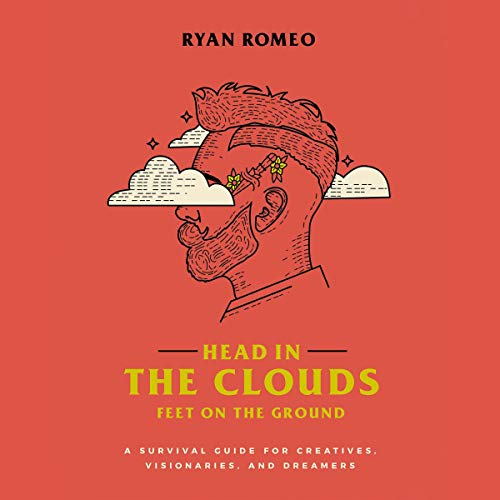 Head in the Clouds, Feet on the Ground audiobook cover art