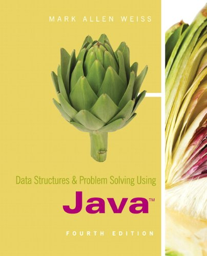 Download Data Structures and Problem Solving Using Java 0321541405