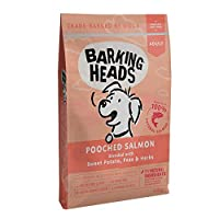 100% NATURAL SCOTTISH SALMON- Our Pooched Salmon will definitely please your pup. this grain-free dog food is made with 100% natural Scottish salmon blended with sweet potato, peas and herbs GRAIN-FREE, NATURAL INGREDIENTS - This dry dog food recipe ...