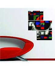 Allure Decorative MDF Painting Set - Mixed Media