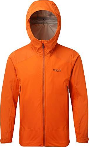 RAB Kinetic Alpine Jacket - Men's Firecracker Large