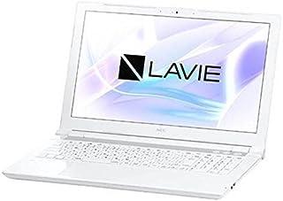 NEC 15.6型 ノートパソコン LAVIE Note Standard NS600/JAWエクストラホワイト PC-NS600JAW