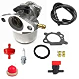 799868 Carburetor for Briggs & Stratton 799872 694202 693909 692648 499617 498170 497586 498254 497314 497347 497410 799872 790821 498255 498966 698444 Carburetor, for Briggs & Stratton 14111
