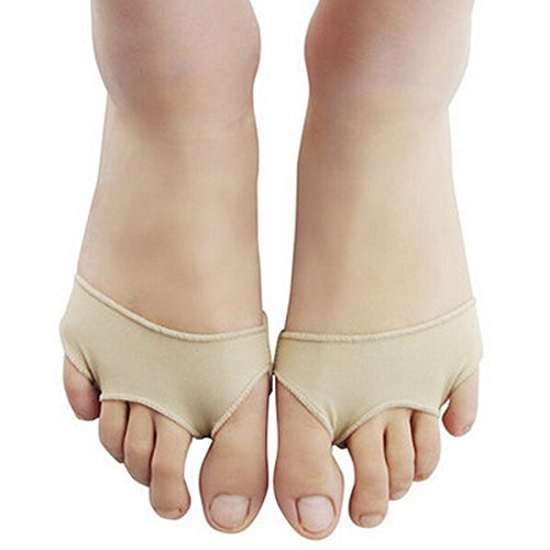 Pedimend beste verstelbare gel metatarsale bal van voet paar van gel voorvoet schok absorberende kussen pads, sesamoiditis pijnstiller behandeling, orthotische schoen inserts, vet pad voet zwelling