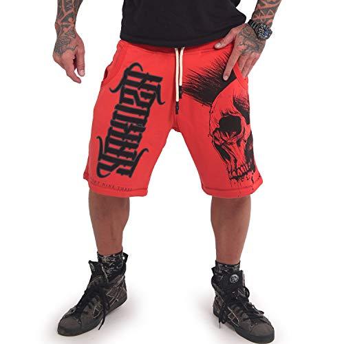 Yakuza Herren Dead Punk V02 Sweat Shorts