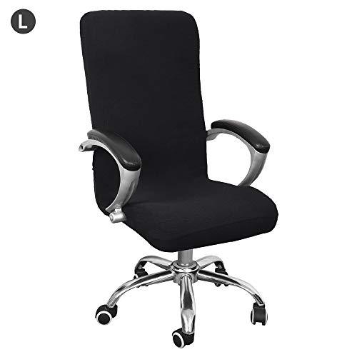 NIBESSER Bürostuhl Bezug Sitzbezug Stuhlhussen wasserdicht Drehstuhl Hussen für Bürostuhl Computerstuhl