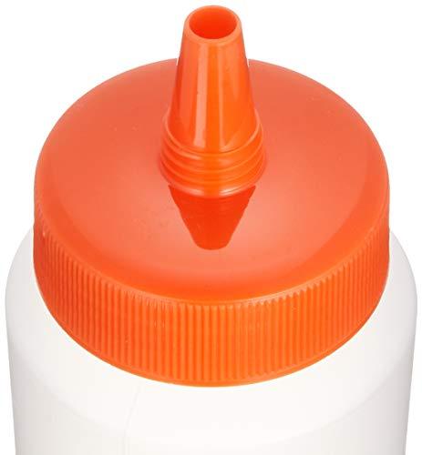 シービープラス(Cbplus)ドレッシングボトル(ネジキャップ式)406ccPP-360ポリプロピレン日本BDL8504
