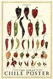 Die tolle Frisch] [Chile Poster-Kunstdruck/Poster, Motiv