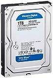 【Amazon.co.jp 限定】Western Digital HDD 1TB WD Blue PC 3.5インチ 内蔵HDD WD10EZRZ/AFP 【国内正規代理店品】