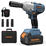 Best Impact Wrenches - Brushless Impact Wrench 1/2 Inch 600Nm Cordless Review