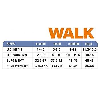 YakTrax Walk, Crampons Antidérapants pour chaussures, Marche sur Neige et Glace, Taille S, 38-40