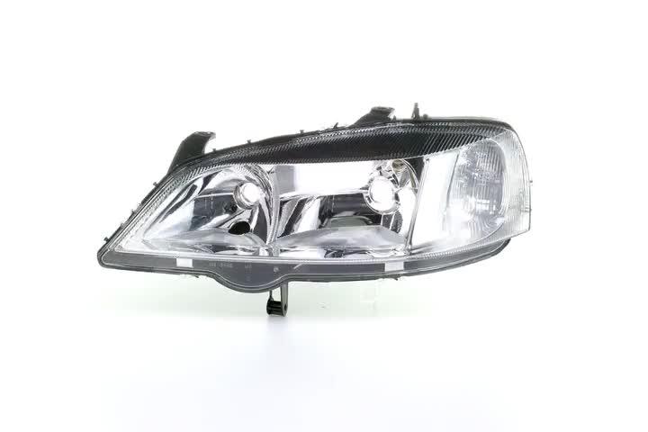 Hella 1eg 007 640 311 Left Halogen Headlight Auto